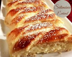 Hungarian Desserts, Lavander, Cakes And More, Hot Dog Buns, French Toast, Muffin, Food And Drink, Cooking Recipes, Favorite Recipes