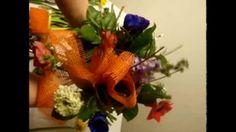 Floral Arrangement ein Blumenstrauß als Video für euch.