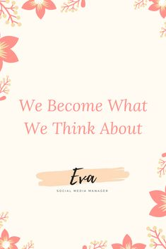 We become what we think about.       . . . . #succes #motivational #quote #hardwork #workhard #fiverr #business #smallbusiness