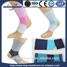 2016 Blue Black Elastic Sports Hand Elbo Wrist/Knee/Thigh/ Calf/ Ankle Support Brace #knee_support, #Hands
