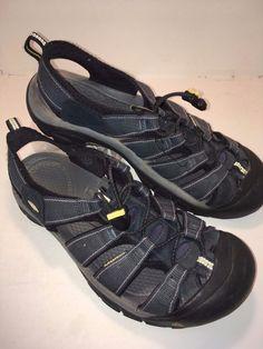 25400baf960 KEEN Mens Newport H2 Teal Blue Hiking Trail Walking Sandals Water Shoes Sz  11.5 #KEEN