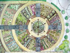 Vegetable Garden ©TheGardenSmith