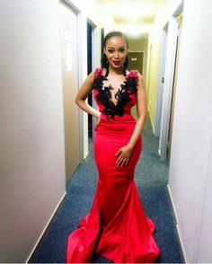 Dineo Moeketsi Traditional Wedding Attire, Traditional Dresses, Beautiful South African Women, Chic Outfits, Dress Outfits, African Bridesmaid Dresses, Chic Dress, Casual Fall, Formal Dresses