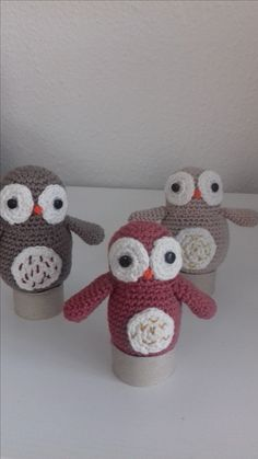 owls Owls, Crochet Hats, Decoration, Home Decor, Scrappy Quilts, Knitting Hats, Decor, Decoration Home, Room Decor