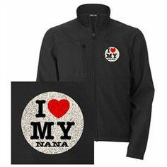 #Artsmith Inc             #ApparelTops              #Men's #Embroidered #Jacket #Love #Nana #Grandma #Grandmother                 Men's Embroidered Jacket I Love My Nana - Grandma Grandmother                                           http://www.snaproduct.com/product.aspx?PID=7063819