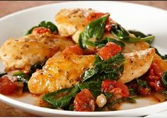 chicken-and-tomato-skillet-934