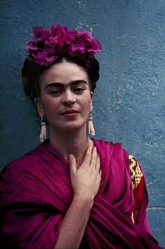 I tried to drown my sorrows, but the bastards learned how to swim, and now I am overwhelmed by this decent and good feeling. -Frida Kahlo (1907-1954)