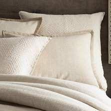 Bedding - Pillows - Pillow Shams - Cotton - Home & Garden - Linens - Bedding - Pillowcases & Shams - Practice Zen And The Art Of Modern Bed Dressing With This Textured, Touchable Linen/cotton Blend Sham. Pillowcases & Shams, Pillow Shams, Bed Pillows, Pillow Cases, Textured Bedding, How To Dress A Bed, Hotel Bed, Bed Spreads, Linen Bedding