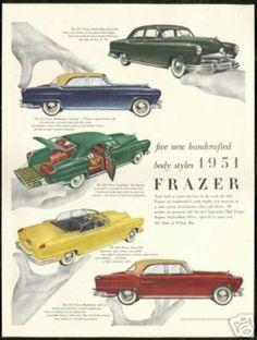 1951 Frazers