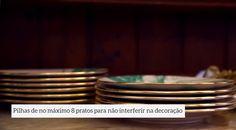 Vídeo HomeTips: Como Montar Louças e Talheres para Servir em Buffet