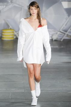 Paris Fashion Week Day 1 Jacquemus Spring/Summer 2015  Ready to wear  23 September 2014