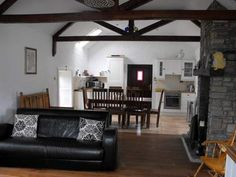 House in Ireland - The Barn - Portnablagh: Self Catering Cottage in Donegal, Ireland