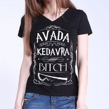 Fashion Hot Sale Women T Shirt Star Wars/Breaking Bad/Harry Potter/Putin Female V Neck t-shirts Short Sleeve Casual Tee     Tag a friend who would love this!     FREE Shipping Worldwide     #Style #Fashion #Clothing    Buy one here---> http://www.alifashionmarket.com/products/fashion-hot-sale-women-t-shirt-star-warsbreaking-badharry-potterputin-female-v-neck-t-shirts-short-sleeve-casual-tee/