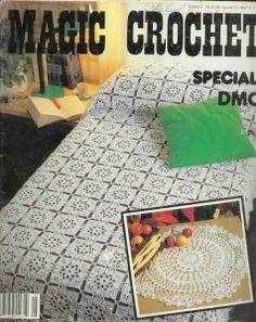 Magic Crochet 5 spec