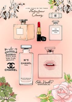 Chanel No.5 by PeterPan-Syndrome.deviantart.com on @DeviantArt