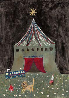 """""""Circus"""" by Wakatetsu"""