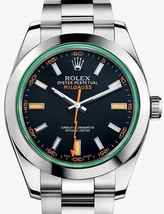 ROLEX 116400GV - ALEXANDRIDIS Gallery ΚΑΠΠΑ #Rolex