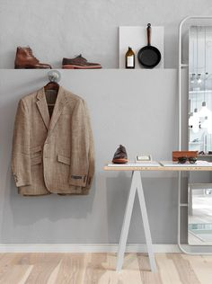 Stockholm based concept Haberdash is a fashion shop for the contemporary dandy—Form Us With Love