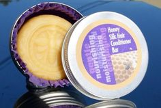 Amazon.com : Honey Silk Hair Conditioner Bar 100% Natural From Tasmania Australia : Standard Hair Conditioners : Beauty