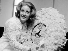 Lesley Gore dead: 'It's My Party' singer dies of cancer aged 68. This photo shows her at her 18th birthday party celebrated at the Delmonico Hotel in New York in 1964 (Getty Images).