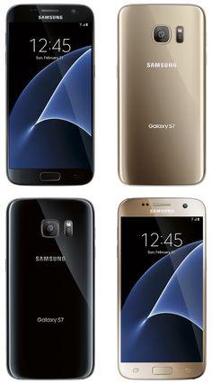 cool Samsung Galaxy S7 & S7 Edge Renders Leak, Again