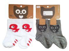 sock packaging | TiS sokjes 'Duckie'