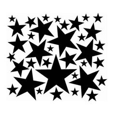 planche étoiles forme flex thermocollant customisation vêtement tissu pas si godiche !