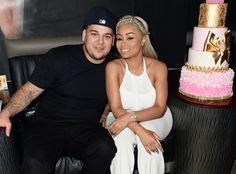 Blac Chyna and Rob Kardashian Celebrate Her Birthday in Miami | E! News
