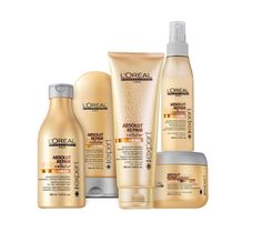 Loreal Professionnel's Absolut Repair line- we have it here! For the same price, and with the advice of a professional, why not pick it up from us?