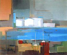 Pierre MALRIEUX, artiste peintre, marines, oeuvres, tableaux