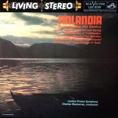 Grieg+Sibelius+Finlandia+Mackerras+LP+200g+Vinyl+RCA+Living+Stereo+Analogue+Productions+QRP+2017+USA+-+Vinyl+Gourmet