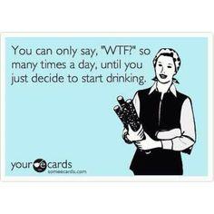 Need a drink? @Missy Garza & @Becky Chambers