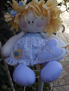 Boneca Leticia