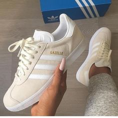 37d48f786 Adidas Women Shoes Sneakers femme - Adidas Gazelle (©sherlinanym) - We  reveal the news in sneakers for spring summer 2017