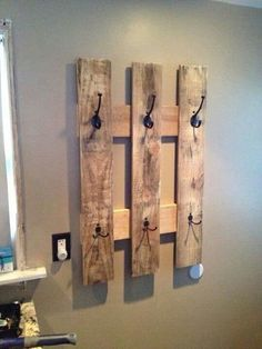 Another use for pallets