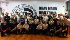 "Stage ""Difesa da attacchi multipli"" a Biella condotto da #IsraelTamir. #IKMF #KravMaga"