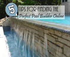 Swimming Pool Tips And Articles On Pinterest Swimming