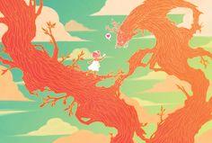 """""""Tree"""" - A Giclée Print by Jennifer Mundy"""