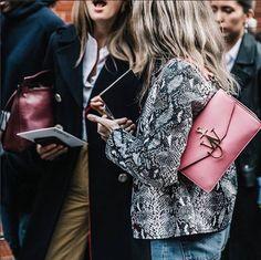 Ganni street style | Lucy Williams | Ewings Jacket