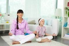 5 Yoga Bedtime Rituals for Kids