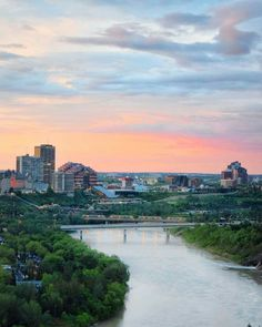 Never get sick of this view! Beautiful Edmonton!!!