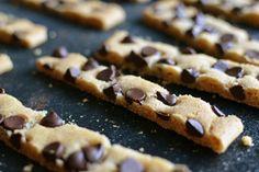Chocolate Chip Cookie Sticks | Tasty Kitchen: A Happy Recipe Community!