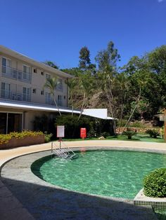Piscina hotel Turismo Rio Quente