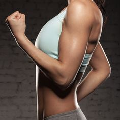 Burn more calories in less time through a high-intensity routine focused on the upper body.