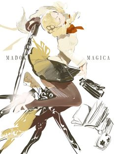 Madoka Magica - Tomoe Mami