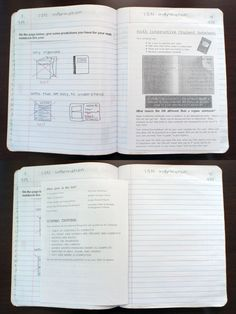 Interactive notebook. How to set it up, get students hooked and more! Awesome resource done by an upper level math teacher.