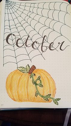 October cover page
