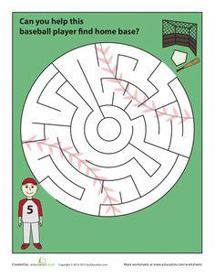 1000+ images about Baseball Unit Study on Pinterest   Baseball ...