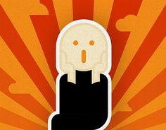 """Check out new work on my @Behance portfolio: """"Meanimize_Sticker Design Project"""" http://on.be.net/1HGaZpi"""