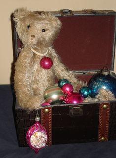 Christmas Bear@Pennfoster #bemorefestive #choosetobemorefestive